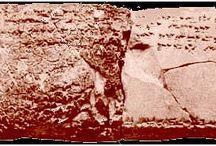 As cordas pelo mundo / Mnemotécnica da transição da Harpa (primeiro instrumento de corda criado) por entre as culturas antigas até a contemporaneidade