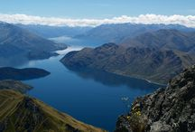 New Zealand's South Island / A primordial playground with truly spectacular scenery, adventure activities galore and terribly nice Kiwis. http://www.secretearth.com/destinations/61-new-zealands-south-island