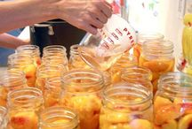 Preserving fruits &  Veggies