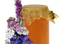 Med z bezinkoveho květu