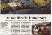 Presse Unger-Park / Unger-Park steht im Rampenlicht / by UNGER-Park Musterhausausstellungen