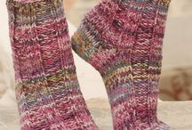 Stricken Socken/Babyschuhe