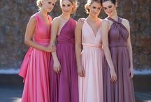 Wedding - Bridesmaids Dresses