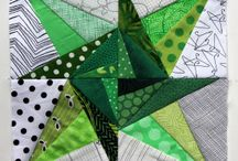paper pieceing / by Beth Kobiske