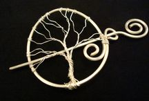 Wire wrapping / by Kathy Futch