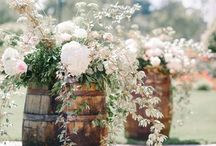 wedding. garden decor
