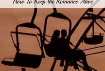 Date Night / Frugal, creative, and easy date night ideas to keep the romance alive.