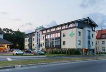 Noclegi Gdańsk - Hotel Oliwski / Zapraszamy do Hotelu Oliwskiego - miejsce w urokliwym zakątku Gdańska nieopodal Zoo i Parku Oliwskiego