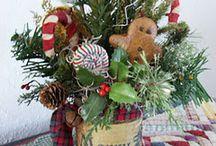 Christmas crafts / Christmas