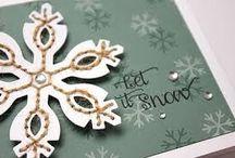 PTI stitched snowflake