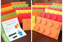 birthday party ideas / by Debbie Wolfe