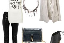 Concert Outfit Ideas  / by Ashlee Knapp
