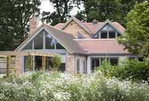 Timber windows & doors in low energy and Passivhaus projects / Low energy newbuild and retrofit projects using triple (and double) glazed timber windows and doors, in a range of styles from traditional to contemporary. www.greenbuildingstore.co.uk
