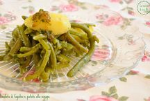 Contorni - Side dishes
