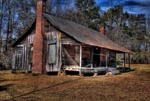 Old South / Old and defining pics from Alabama and surrounding Southeast Stares / by Jeff Hardegree