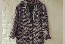 couture vestes - manteaux