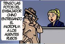 REVISTA MINATURA / Tiras cómicas publicadas en la Revista Digital MiNatura