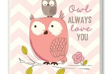 Owls / by Rachael Dorough