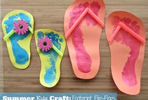 Handcrafts for toddlers