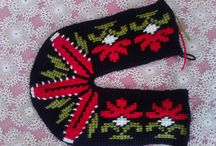 Тапочки туниссом