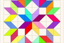 hvite quilts