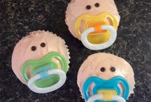 baby shower foods / by Dianne Morgan