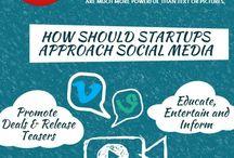 Infografias Social Media / Infografías sobre social media y community management.
