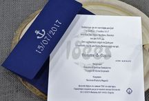 Invitations by ideeshop.gr / Wedding invitation, προσκλητήρια γάμου, πώληση χονδρική λιανική.  Τηλ.: 210 3246040