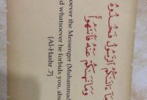 Golden Hadiths from the Messenger of Allah