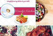 Wendy's Kitchen / Specializing in fuss free wholesome family meals straight from my kitchen to your table.