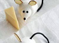 Recipes party mice + fruit salad