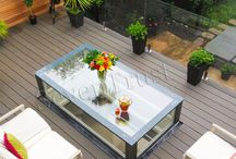 WPC Flooring & Decking / wood plastic composite floor is new eco-friendly material,have lots of advantage,such as :waterproof 、long-life、durable and   easy clean ect.