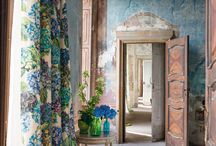 Curtains: Floral