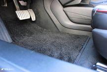 Teslarati.com - Custom Luxury Tesla Floor Mats by Lloyd® / http://www.teslarati.com/lloyds-luxury-tesla-floor-mats/