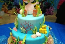 under the sea baby shower cake ideas
