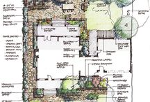 Landscape design & drawing