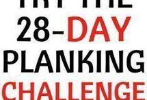 planking challenge