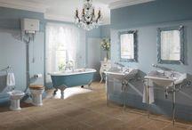 bathroom ideas / by Dena Kelley