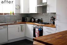 Boston House // Kitchen Remodel