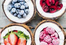 salades fruits