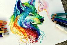 Artistic DIYS