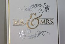 SU - Wedding cards / Stampin Up wedding cards, trouwkaarten