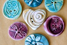 ceramics buttons