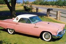 Pink Cars ♥ ♥ ♥