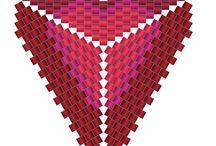 triunghiuri peyote