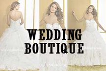 Wedding Boutique / Shop our MissesDressy Wedding Boutique: http://www.missesdressy.com/boutique/wedding / by MissesDressy