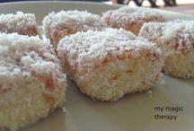 pastelitos de coco