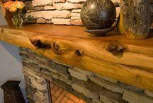 Cottage mantle