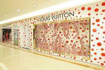Luxury Store Windows