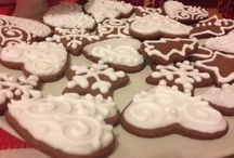 Sweets / Gingerbread cakes